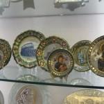 Capriotti souvenir shop is near the Vatican C