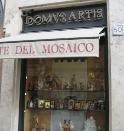 Domvs Artis souvenir shop
