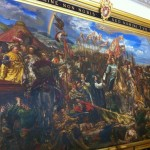 Great art pieces inside the Vatican Museums