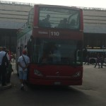 All hop on hop off busses stop at Termini train station