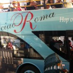Ciao roma Open bus hop on hop off bus