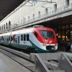 Leonardo Express train to Fiumicino