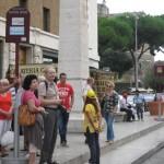 Open Tour bus Rome
