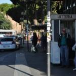 Piazza dei Cinquecento -bus ticket stand