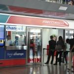 Termini station travel agency