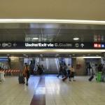 Termini station - exit Via Giolitti