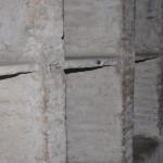 Santa Maria in Cosmedin church has Hadrians crypt underneath the church