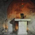 Hadrians crypt in Santa Maria in Cosmedin church