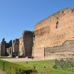 The Baths of Caracalla were appreciated by the Romans for the next 300 years