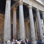 Pantheon is one of Romes oldest standing constuction