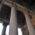 The Pantheon from a different view