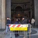 The Pantheon is called Basilica Santa Maria ad Martytes