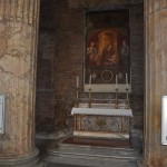 The Pantheon is a Basilica
