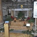 The Christmas spirit inside the Pantheon