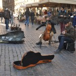 Many musicians give their concert at the Pantheon