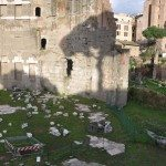 Remember to take a map of the site with you. It will help you identify the ruins.