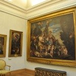 Many sensational paintings can be seen here