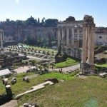 Views from the Capitoline Hill