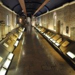 Down in the tunnel contains some burial headstones and signs that give you an insight into Roman lives