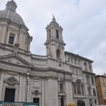 Sant'Agnese in Agone Church on Piazza Navona