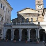 Church of Santa Maria, one of the oldest churches in Rome