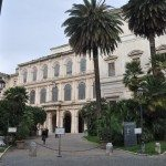 Barberini Palace is not a big tourist attraction