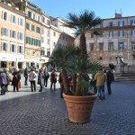 Trastevere is the 13th rione of Rome and is located on the west bank of the Tiber River