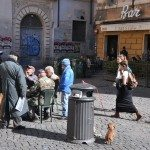 Trastevere is an ideal place to explore and wander
