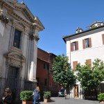 In Trastevere you can discover so many hidden gems