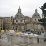 Vittorio Emmanuel II Monument in Rome Italy