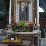 Church of Santa Maria in Aracoelli in Rome Italy