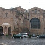Church of St Mary of the Angels and the Martyrs in Rome is very particular