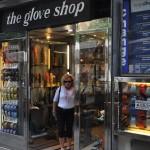 Via Veneto has many shops with Italian clothing