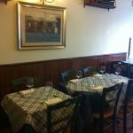 Near Piazza Navona only a few restaurants have genuine Italian tasty food