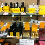 Perfect for espresso and coffee lovers, Caffe' Sant'Eustacchio