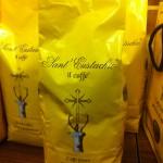 Caffe' Saint' Eustachio has their own trademark for coffee