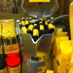 Caffe' Saint' Eustachio sells many souvenir coffee related articles