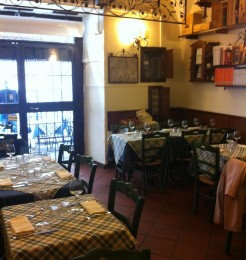 Places to eat near Piazza Navona Rome