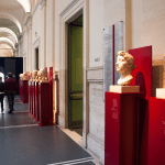 National Roman Museumis has four floors of beautiful artwork