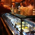 Giolitti usually has a long line up, especially on Sundays and during the summer