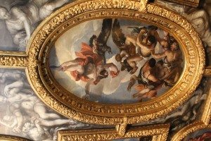 Ceiling Painting the Doge's Palace