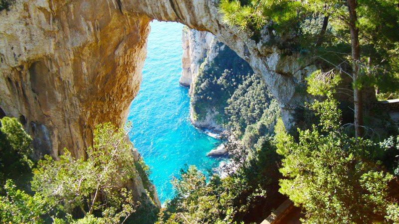 Arco Naturale Capri