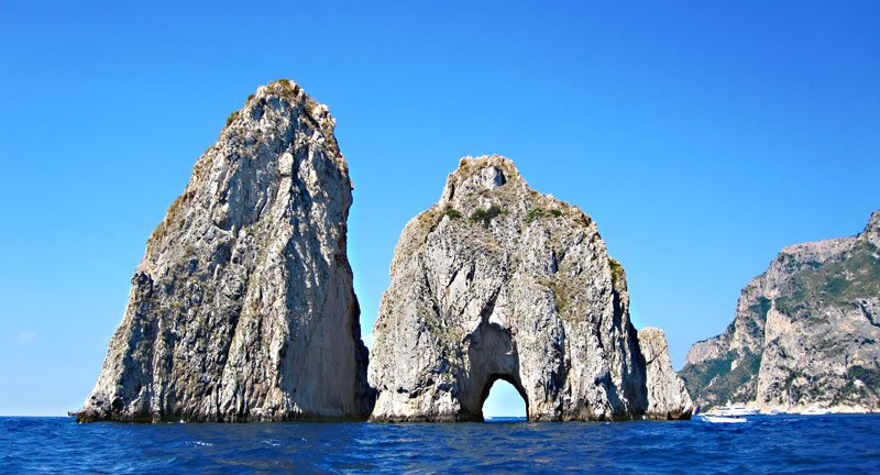 Faraglioni Rocks Capri