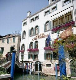 Hotel Colombina Venice Featured