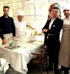 E' Divino Restaurant Capri Staff