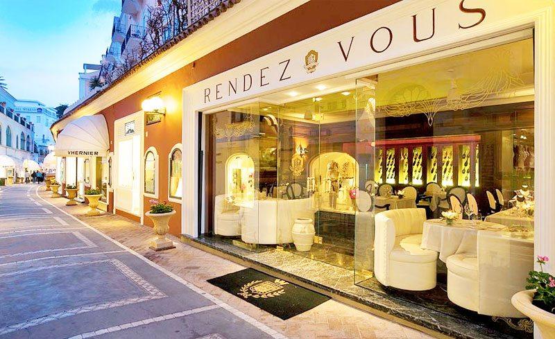 Rendez Vous Restaurant Capri