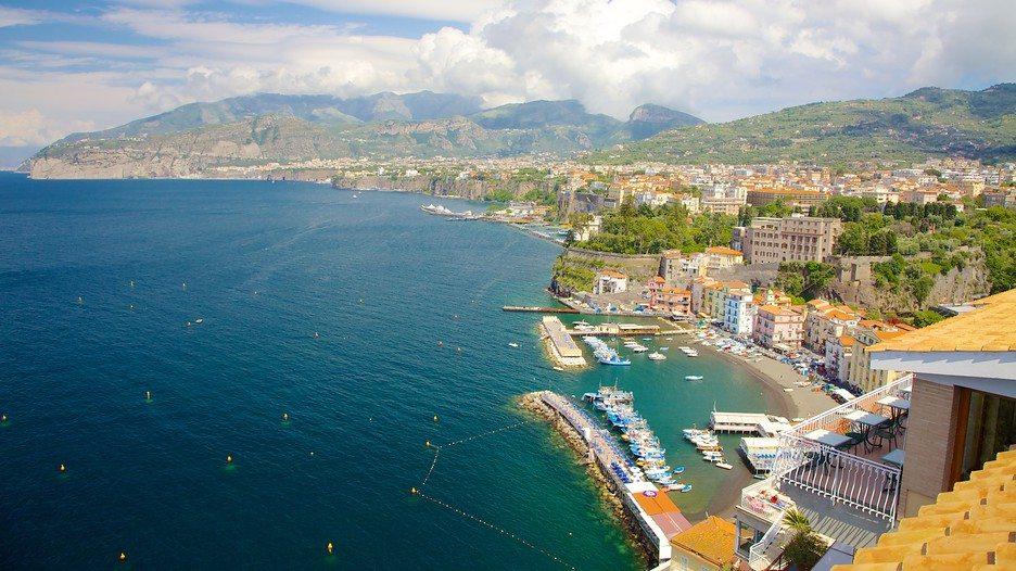 Marina Grande Sorrento Italy