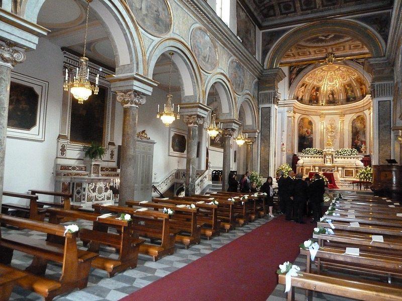 Saint Antonino Sorrento