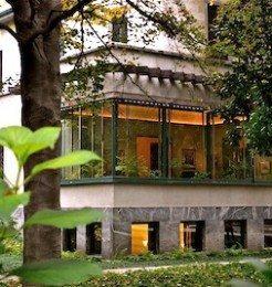 Villa Necchi Campiglio Milan