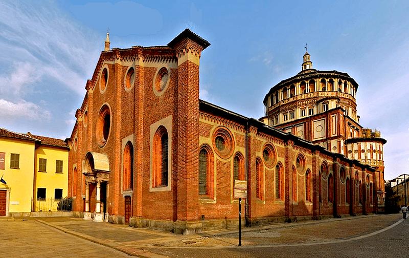 Church of Santa Maria dell Grazie